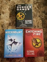 Hunger Games Trilogy (Hardcover) in Fort Campbell, Kentucky