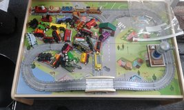 Thomas the train set and table in Hopkinsville, Kentucky