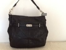 COACH authentic purse/ shoulder tote in genuine leather in 29 Palms, California