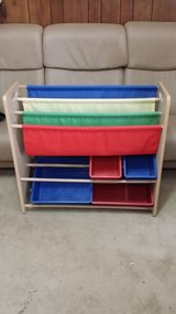 Book/Toy Organizer - Wooden in Bolingbrook, Illinois