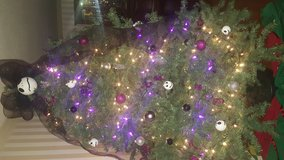 7ft tall 5 1/2 ft wide Christmas Tree in Fort Knox, Kentucky