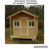 CHILDREN'S PLAYHOUSES BY KENNEDY WOODWORKS in Fort Benning, Georgia