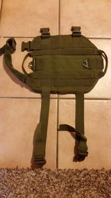 Vest-Army Green size SML in Fort Bliss, Texas
