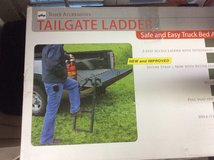 Pick Up Truck Tailgate Ladder New! in Beaufort, South Carolina