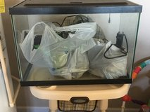 Fish Tank with All the Accessories in Fort Rucker, Alabama