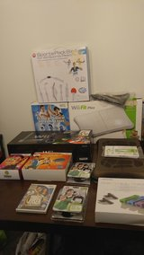 Wii bundle (USED ONCE) in Algonquin, Illinois
