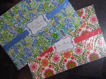 """Vera Bradley Under Cover Laptop Skin fits up to 17""""  Brand New - great gift idea for that new la... in Yucca Valley, California"""