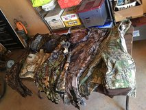 Hunting cloths and other stuff in Fort Rucker, Alabama