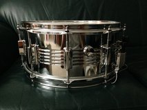 Metal Snare Drum in Oswego, Illinois
