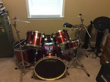 Mapex Drum Set w/lots of Extras in Byron, Georgia