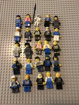 25 LEGO Minifigures in 29 Palms, California