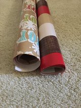 Used rolls of wrapping paper in Lockport, Illinois