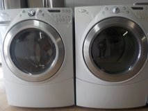 WHIRLPOOL DUET FRONT-LOAD WASHER & DRYER in Fort Bragg, North Carolina