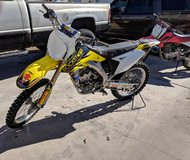 2008 Rmz250 in Alamogordo, New Mexico