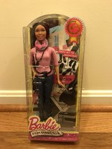 Film Director Barbie in Fort Knox, Kentucky