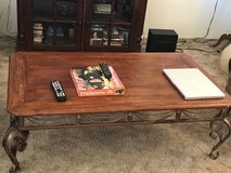 Coffee table in Yucca Valley, California