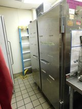 MASTER-BILT TAF-48HD Stainless steel 2 door upright freezer self-contained in Chicago, Illinois