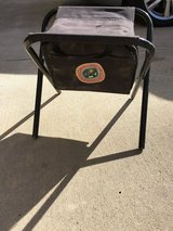 Camp/Shooting stool in Camp Pendleton, California