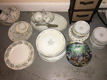 Large mixed china set (over 80 pcs) in Perry, Georgia