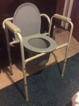 Bedside commode chair in St. Charles, Illinois