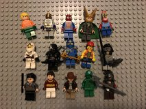 LEGO Super Heroes Ninjago Harry Potter Toy Story Minifigures in 29 Palms, California