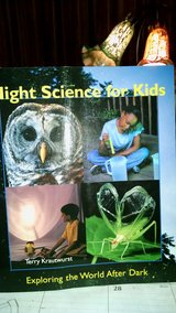 Night Science for Kids in Kingwood, Texas