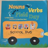 Nouns & Verbs Have a Field Day in Okinawa, Japan