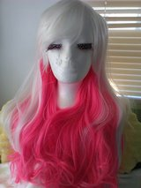 Pink and Plaitnum Awesome Party Wig! in Yucca Valley, California