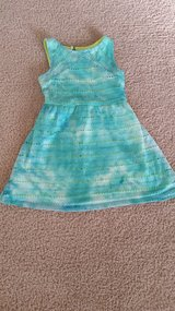 Blue/Green dress (4/5) in Oswego, Illinois