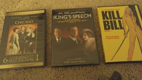 NEW Chicago, NEW The King's Speech, and Used Kill Bill in Algonquin, Illinois