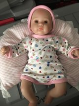 reborn baby doll in Fort Bliss, Texas