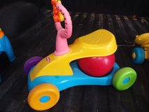 Baby push toy in Fort Rucker, Alabama