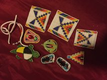 Native items lot beaded in Alamogordo, New Mexico