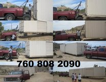 CAN MOVE CARGO CONTAINER in Yucca Valley, California