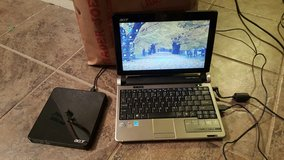 Acer Aspire One laptop in Travis AFB, California