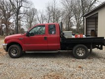 Ford F-250 4X4 ext cab auto 7.3 power stoke in Fort Knox, Kentucky