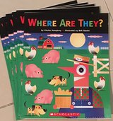 6 Guided Reading Books Where Are They? in Okinawa, Japan