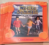 6 Scholastic Guided Reading Books We Like Summer in Okinawa, Japan