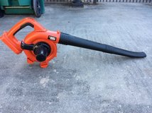 Black and Decker cordless weed eater and blower 18V in Kingwood, Texas