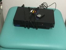 PlayStation 2, Memory Card and Eye You Camera and 12 games in Grafenwoehr, GE
