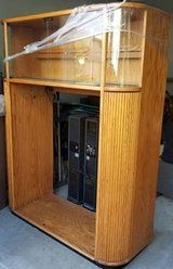 CURIO/ENTERTAINMENT CABINET in Joliet, Illinois