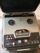 Bell & Howell Model 785 Reel to Reel Tape Player in Pearland, Texas