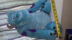 Sully from monsters inc in Plainfield, Illinois