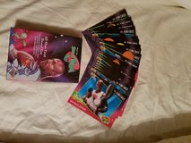 BOX SET OF SPACE JAM MICHAEL JORDAN CARDS in Fort Campbell, Kentucky