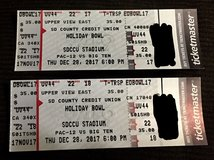 Holiday bowl tickets (2 for $40) in Camp Pendleton, California