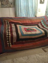 A beautiful home made quilt. in Beaufort, South Carolina