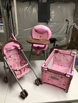 Graco baby doll playset in Elgin, Illinois
