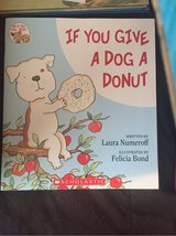 if you give a dog a donut in Warner Robins, Georgia