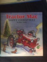 Tractor Mac Saves Christmas in Warner Robins, Georgia