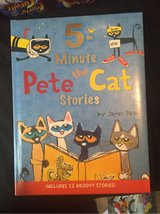 Pete the Cat stories in Warner Robins, Georgia